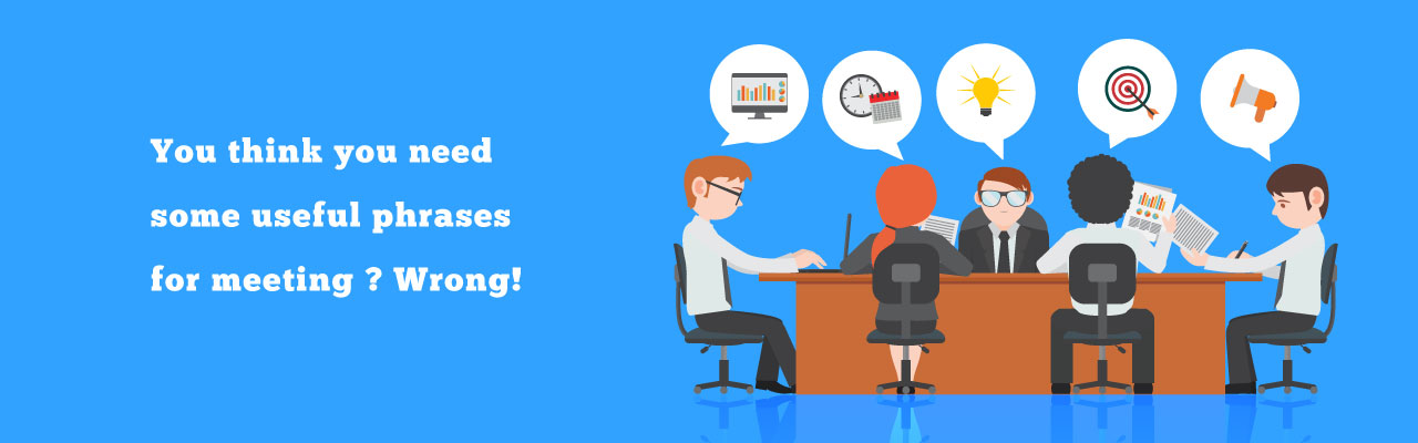 ビジネスミーティングで活躍できる、3つの秘訣