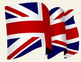 イギリス英語 unionjack