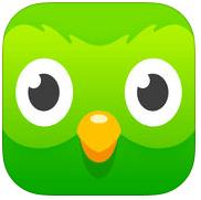 英単語アプリ duolingo