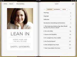 lean -in