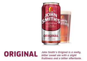 john smith's.